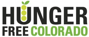 Hunger Free Colorado Logo