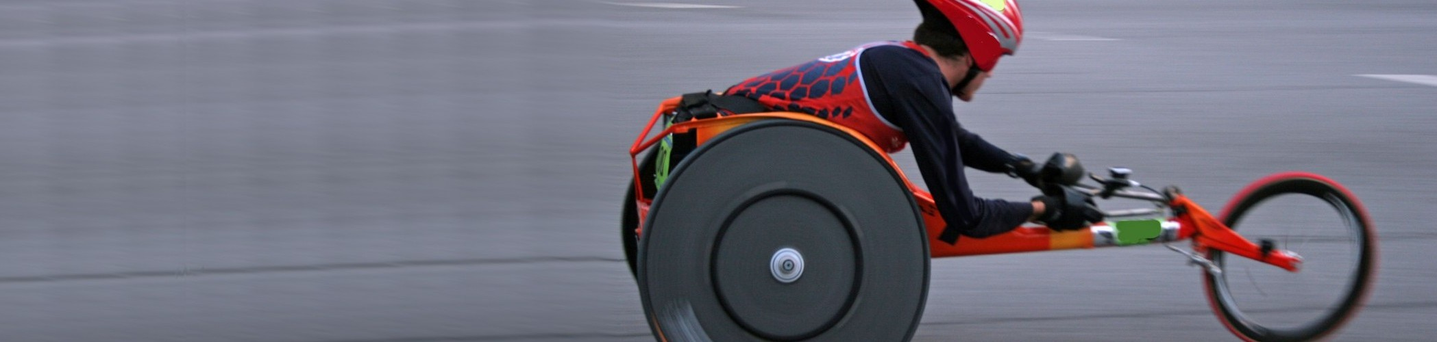 Wheelchair racer