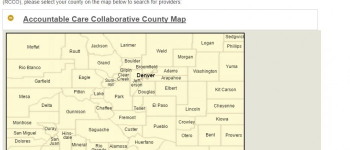 How To Find a Health First Colorado Doctor   colorado gov/health
