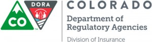 Colorado Department of Regulatory Agencies - Division of Insurance Logo